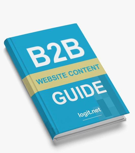B2B Website Content Writing Guide: Manual by Visnja Zeljeznjak, logit.net