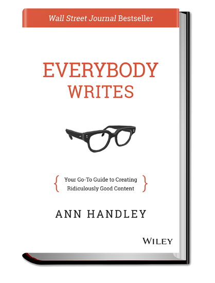 Cover: Everybody Writes