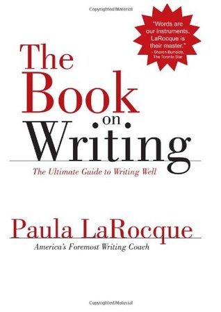 Cover: The Book on Writing